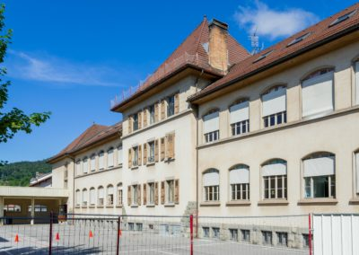 Rénovation Ecole & Mairie Marignier