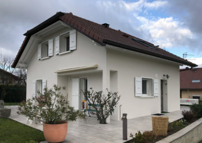 Rénovation Maison Individuelle Viry