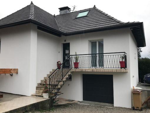 Rénovation Maison Individuelle Marignier